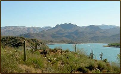 The arizona fishing guides lake pleasant for Arizona fishing guides